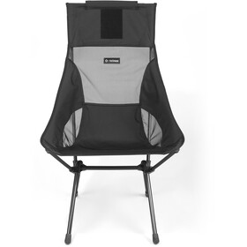 Helinox Sunset Chair, all black/black